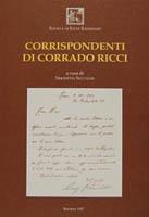 Corrispondenti di Corrado Ricci