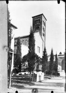 Esterno della chiesa di S. Francesco