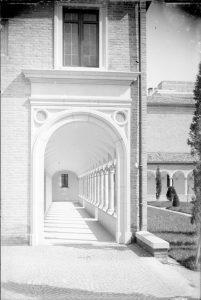 Zona di S.Francesco - Quadrarco di Braccioforte.