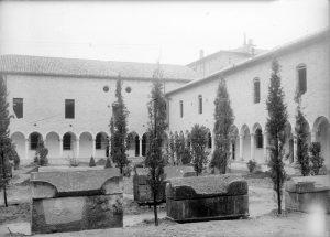 Giardino di Piazza San Francesco.